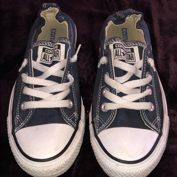4957ef07fd04 Converse Shoes - Converse Women US size 8. Shoreline. Navy blue